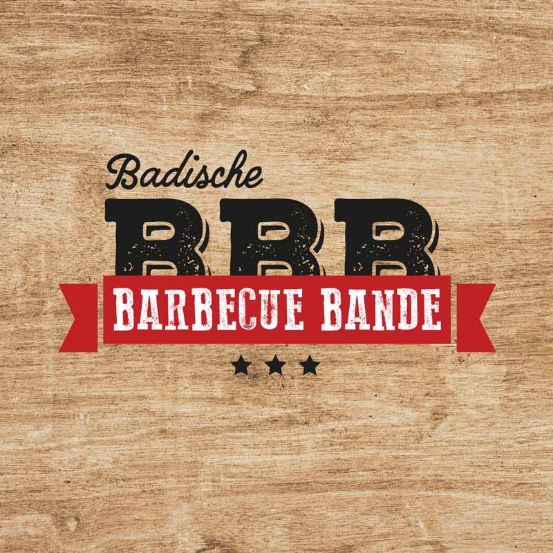 Badische Barbecue Bande - Logodesign