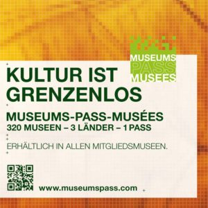 Anzeigendesign Museumspass