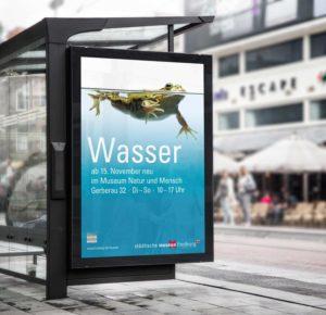 Städtische Museen Freiburg - Plakatdesign